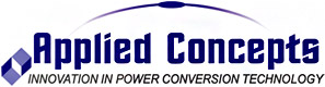 Applied Concepts - Innovation in Power Conversion Technology